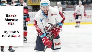 Rosťa Marosz #32 - HC Dynamo Pardubice