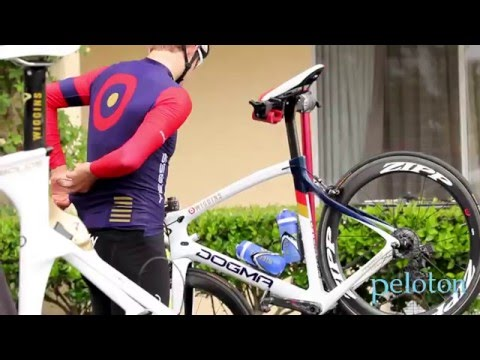 Peloton Profiles: Sir Bradley Wiggins' Pinarello Dogma F8