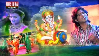 Ganesh Chaturti Special Video Song | Ganpati Gujarati Songs by Vikram Thakor HD