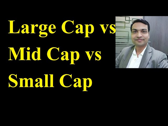 Where to invest? Large Cap, Mid Cap or Small; here is the complete guide.