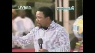 TB Joshua. Your Love For Christ. 22-01-2012
