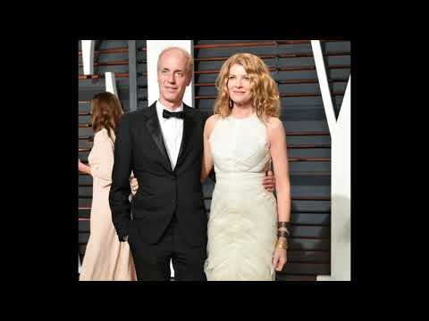 actress Rene Russo and her husband Dan Gilroy and their daughter