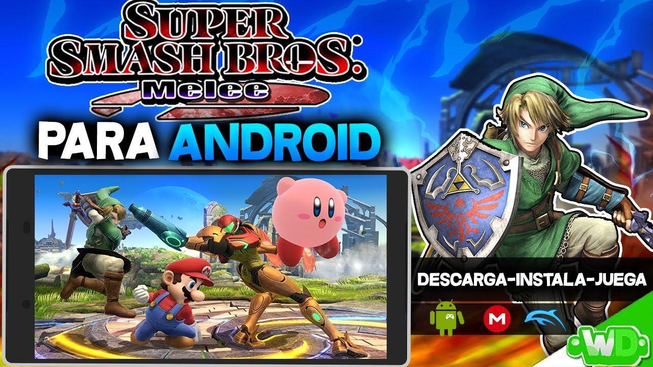 Super smash bros brawl para android apk | 49 Games Like Super Smash