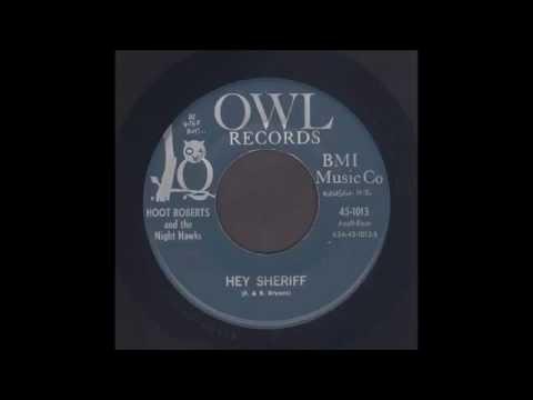 Hoot Roberts - Hey Sheriff - Country Bop 45