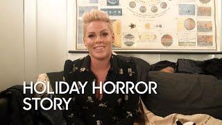 Holiday Horror Story: P!nk Video