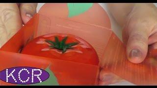 маска - ПОМИДОРКА для детоксикации Tomatox Magic White Massage Pack