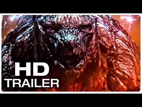 GODZILLA: MONSTER PLANET Final Trailer 4 (2018) Netflix Anime Movie HD