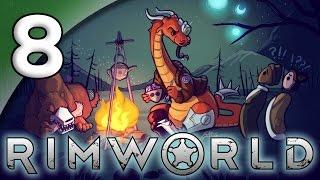 Rimworld Alpha 16 [Modded] - 8. Plague and Pestilence - Let's Play Rimworld Gameplay