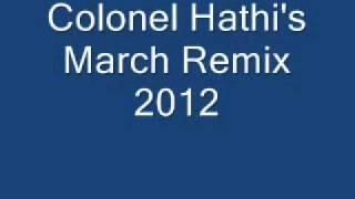The Jungle Book Colonel Hathi