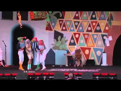 Sia-Elastic Heart (Live)