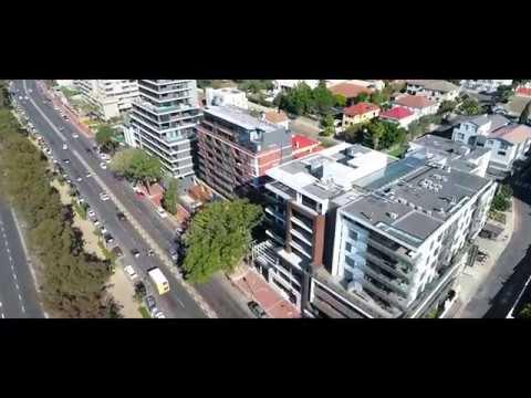 35 On Main | JLK Construction | Drone Photos Cape Town