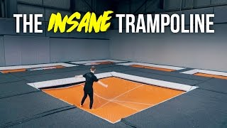 INSANE TRAMPOLINE PARK TRICKS!