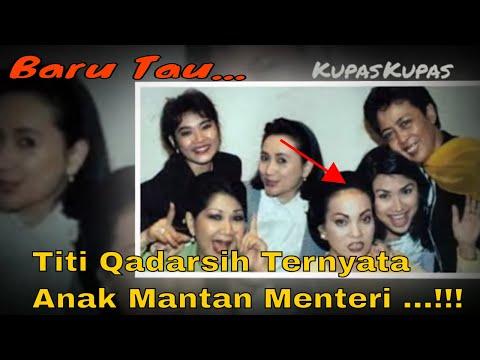 Titi Kadar Sih Ternyata Anak Mantan Menteri, Ingin Rumahnya Jadi Museum!