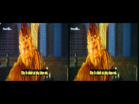PhimMoi Net   Part 3 Tay Du Ky 2 Ba lan danh Bach Cot Tinh The Monkey King 2 2016 Vietsub 1080p