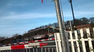 Malton level crossing