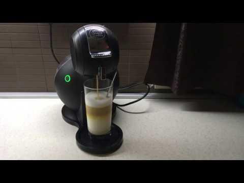 4K Dolce Gusto Melody 3 test - Latte Macchiato at home