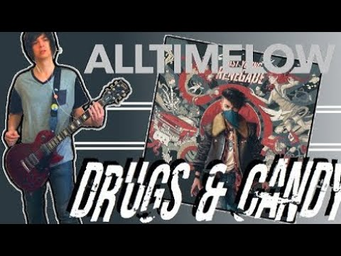 All Time Low - Drugs & Candy Guitar Cover (w/ TABS)
