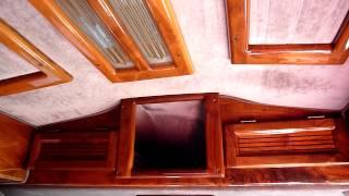 Chevrolet Day van Astro interior