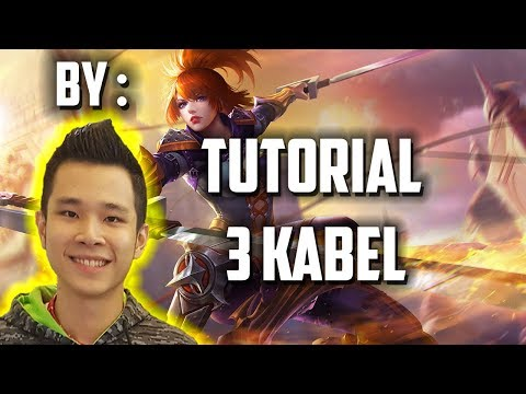 TUTORIAL 3 KABEL By JESS NO LIMIT