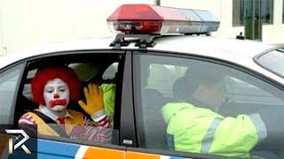 Behind The Scene Secrets McDonald