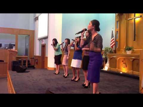 Icps worship -- Adorarte y El toque de tu Gloria
