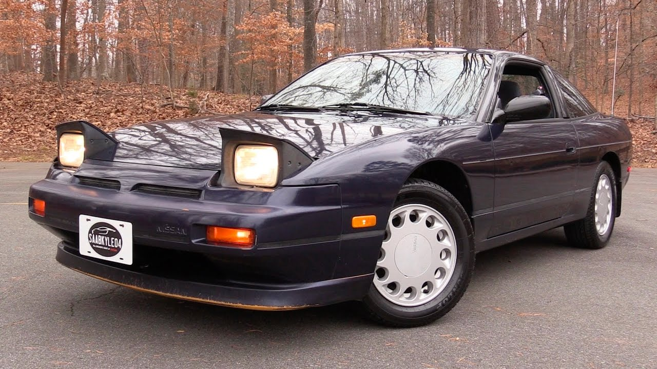 1989 nissan 240sx se fastback review stock a unicorn if there ever was one youtube