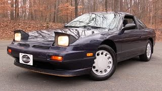 1989 Nissan 240SX SE Fastback: Road Test & In Depth Review