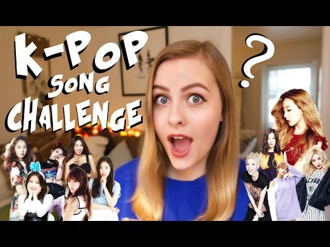 Try To Sing All The Songs Challenge [K-pop Girl Group Edition]