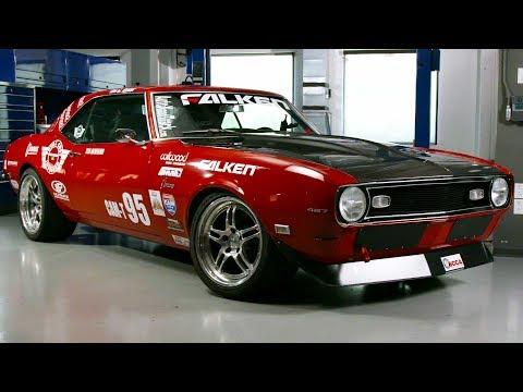 Super Chevy Muscle Car Challenge   Wilwood Engineering 1969 Camaro