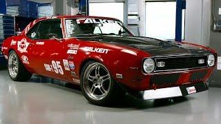 Super Chevy Muscle Car Challenge   Wilwood Engineering 1968 Camaro