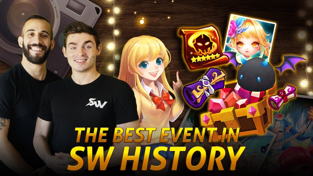 The Best Event In Summoners War History!