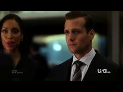 Harvey Spector First Case-Suits