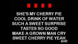 Warrant - Cherry Pie karaoke