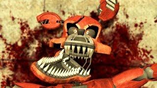 - DEATH OF NIGHTMARE FOXY Gmod FNAF Sandbox Funny Moments Garry s Mod