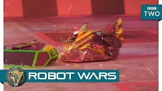 Robot Wars: Grand Final Battle Recaps 2017 - BBC Two