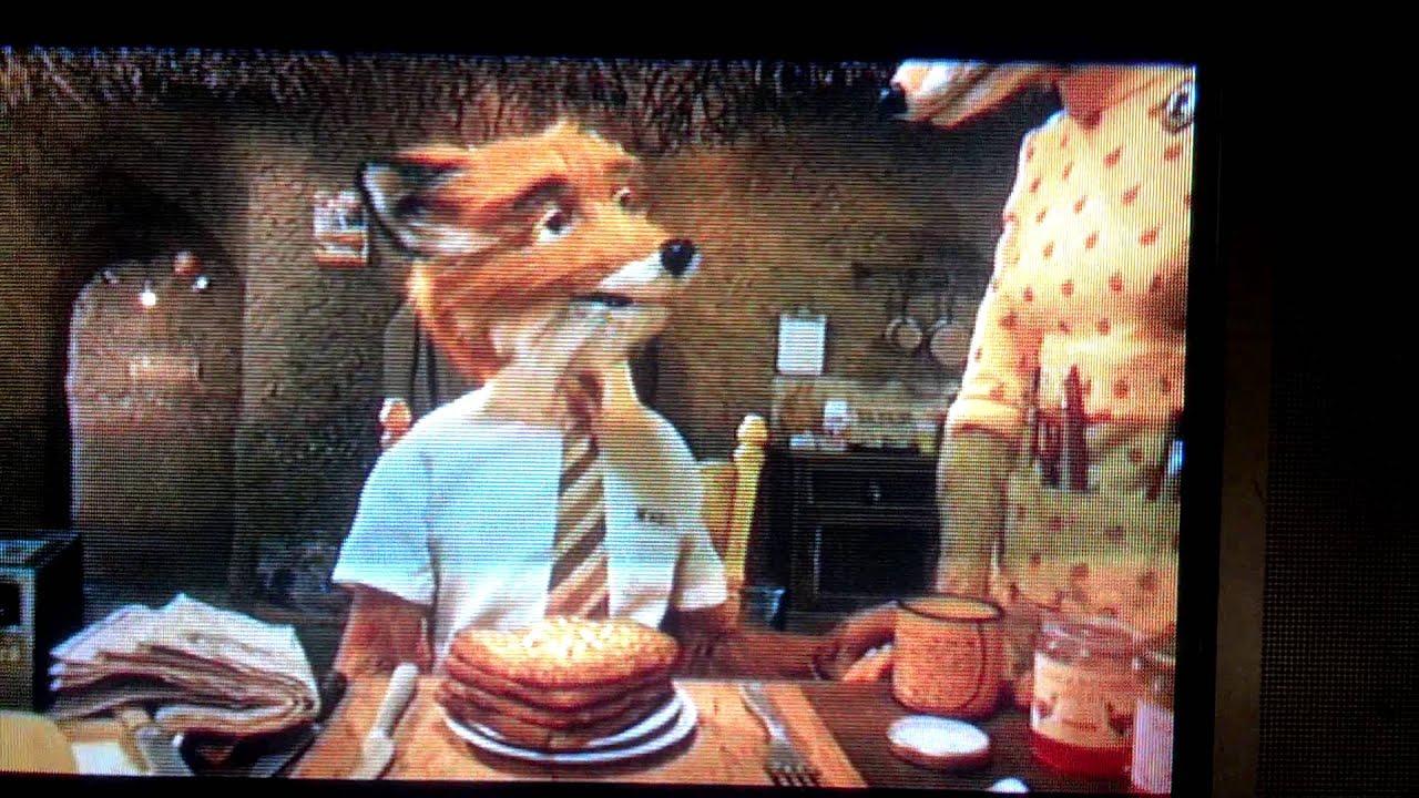 Fantastic Mr Fox Breakfast Scene Two Youtube