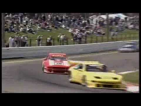 Sport Sedan Race 2 Bathurst 1992 clip