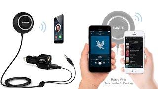 avantek bc l6 bluetooth 4 0 hands free car kit wireless car stereo audio music receiver