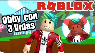 Roblox Obby with 3 Lives Boat Escape ? Roblox Karim Games Play