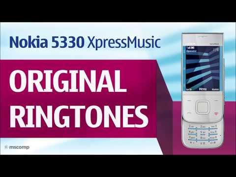 Nokia 5330 XpressMusic Ringtones (Original)