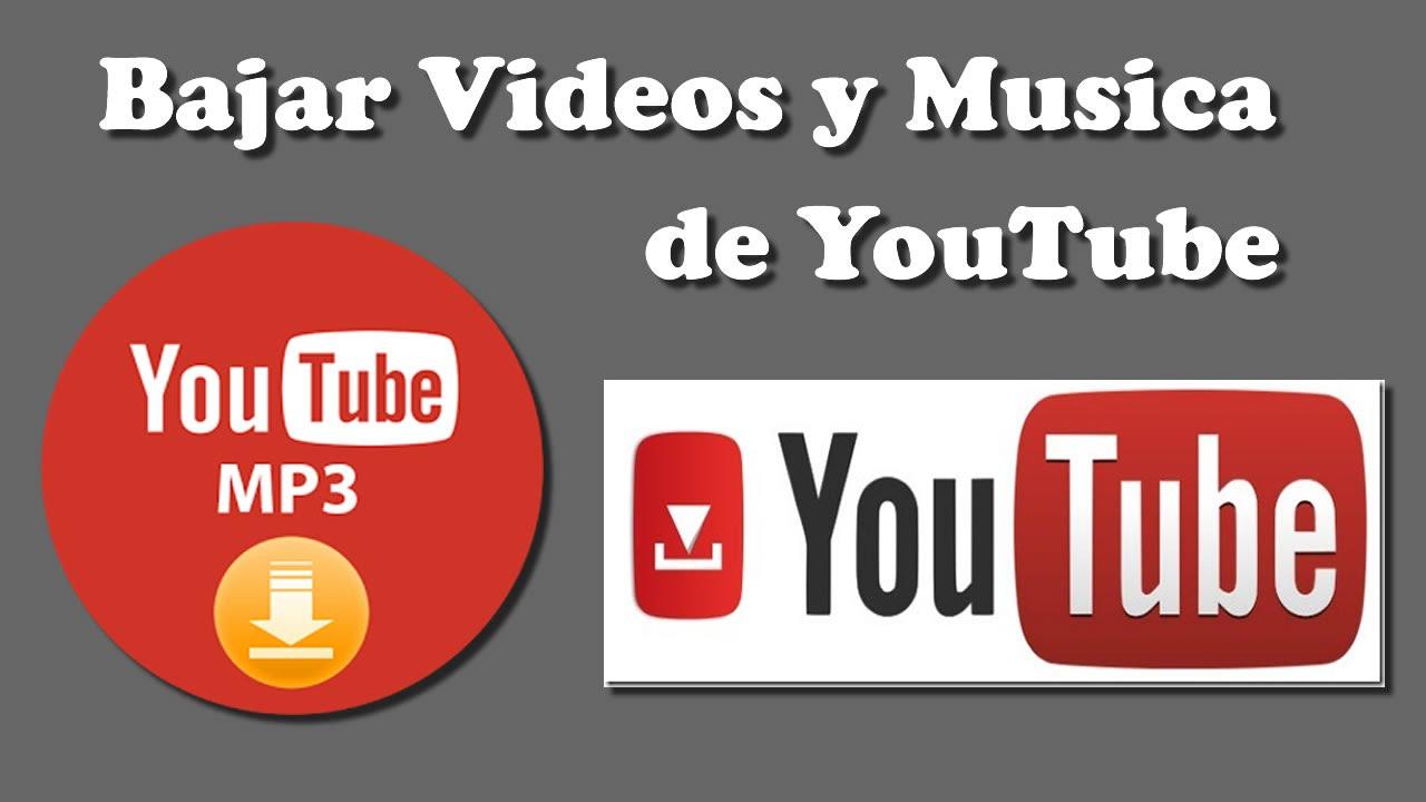 Bajar Vídeos Y Música De YouTube (SIN PROGRAMAS) 2015