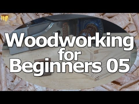 Dovetail Joints – Woodworking for Newcomers 05