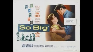 So Big 1953) Trailer
