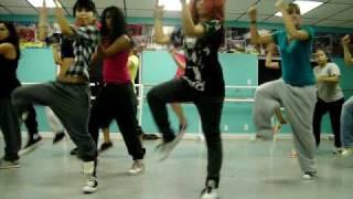 hip hop at u4ria dance studio