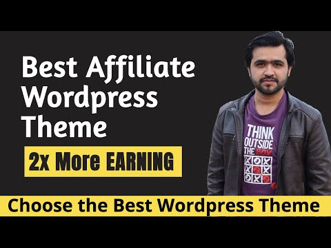 Best WordPress Themes For Affiliate Websites