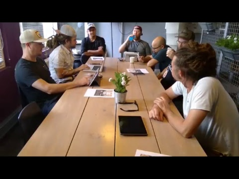 7.22.18 SOJA Live from Luxembourg Q & A