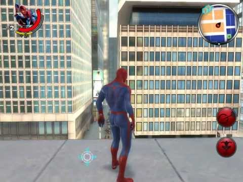 Gameplay The Amazing Spider-Man