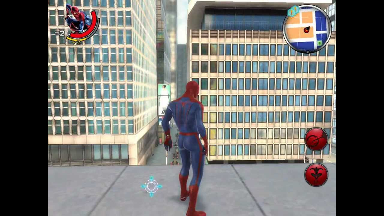 Gameplay The Amazing Spider-Man   Doovi