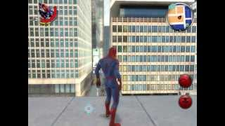 Gameplay The Amazing Spider-Man(, 2012-06-29T13:54:54.000Z)
