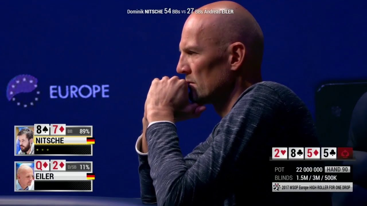 Youtube poker tournament 2017 vice poker gba rom